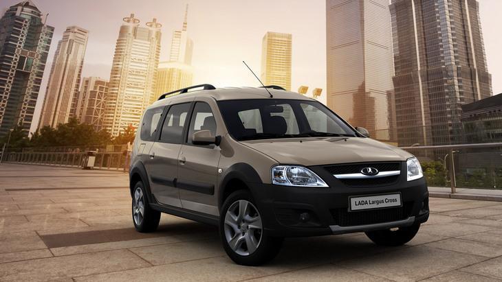 Lada нарастила продажи Largus на 53%