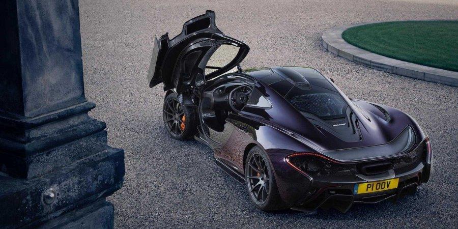 На батарейках. McLaren готовит полноприводный гибридный суперкар