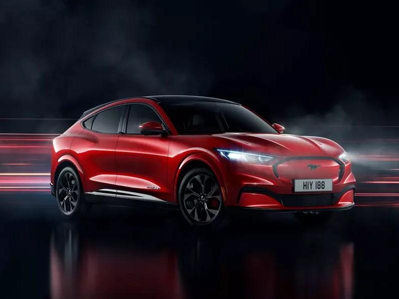 Электрический Ford окажется моделью Volkswagen