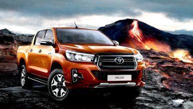 Российский Toyota Hilux обзавелся новой флагманской версией