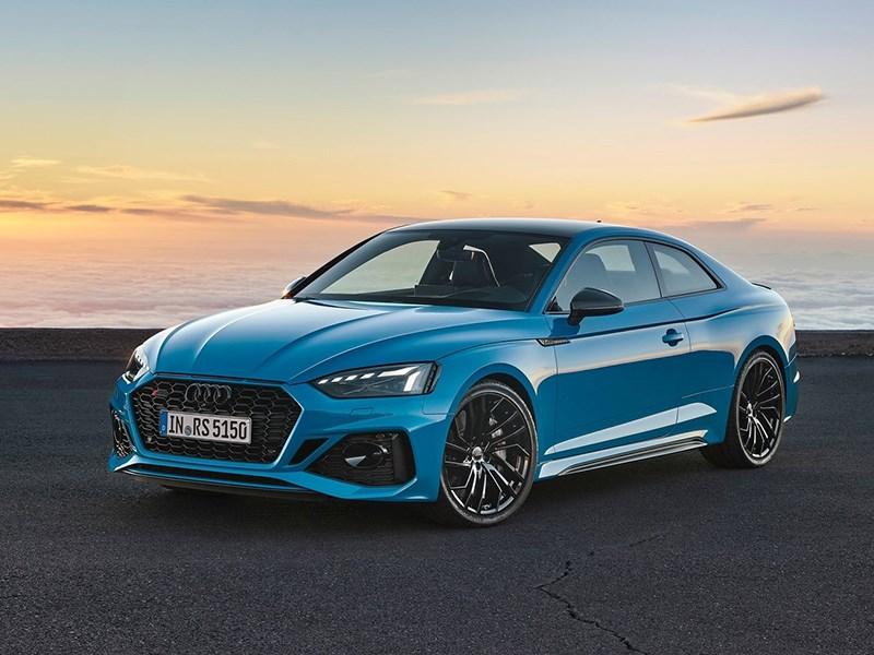 Audi RS5 обновилась