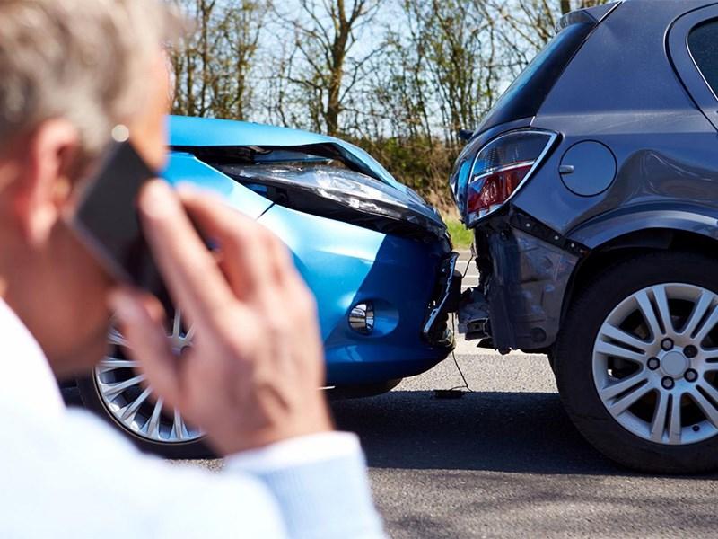 Медленные водители являются причиной многих ДТП