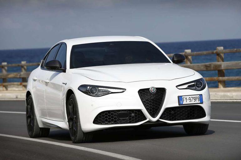 Тест Alfa Romeo Giulia и Alfa Romeo Stelvio 2020