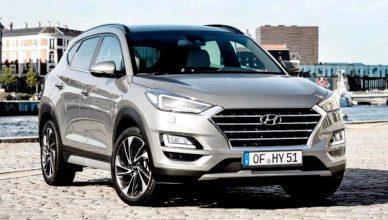 В России приступили к производству обновленного кроссовера Hyundai Tucson