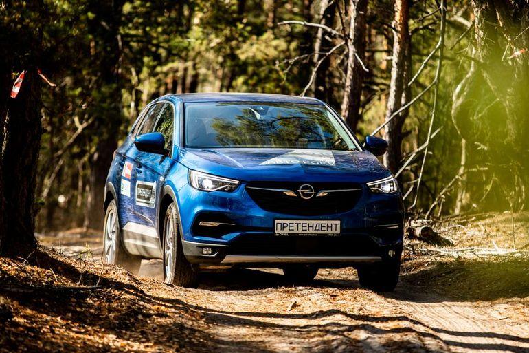 Автомобиль года в Украине 2020: новый кроссовер Opel Grandland X