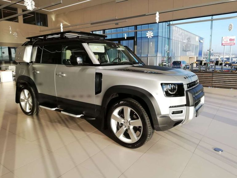 Новый Land Rover Defender — первый видеообзор c презентации