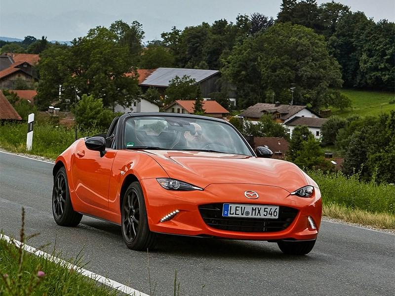 Mazda MX-5 будет жить