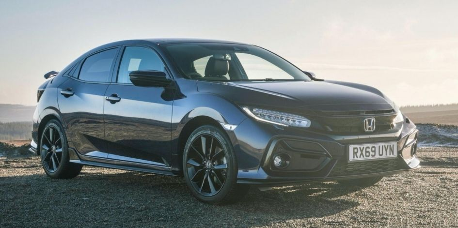 Обновленный Honda Civic получил новую версию Sport Line