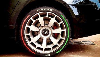 Цветные шины Pirelli появились в странах СНГ