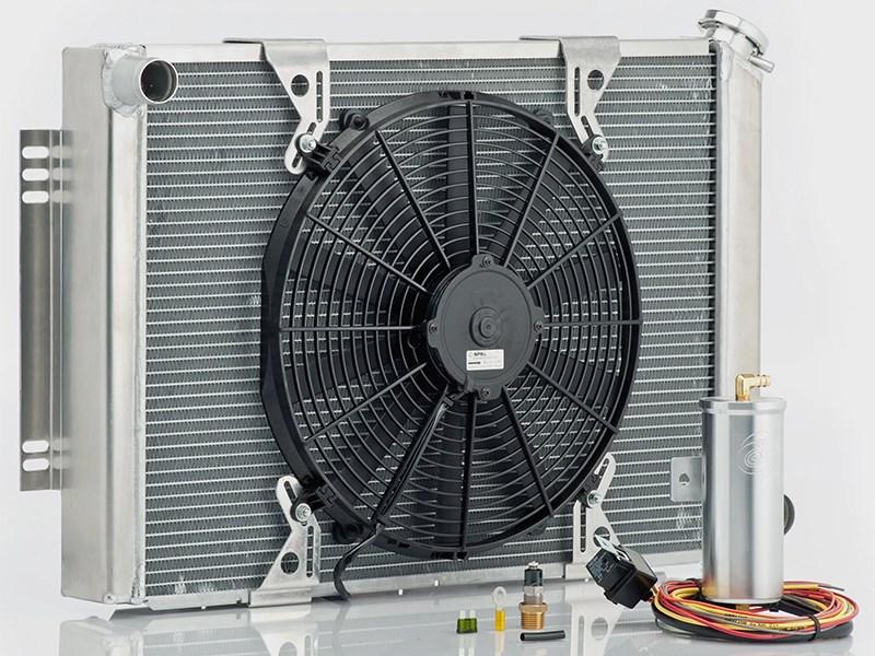 Как работает радиатор охлаждения двигателя?