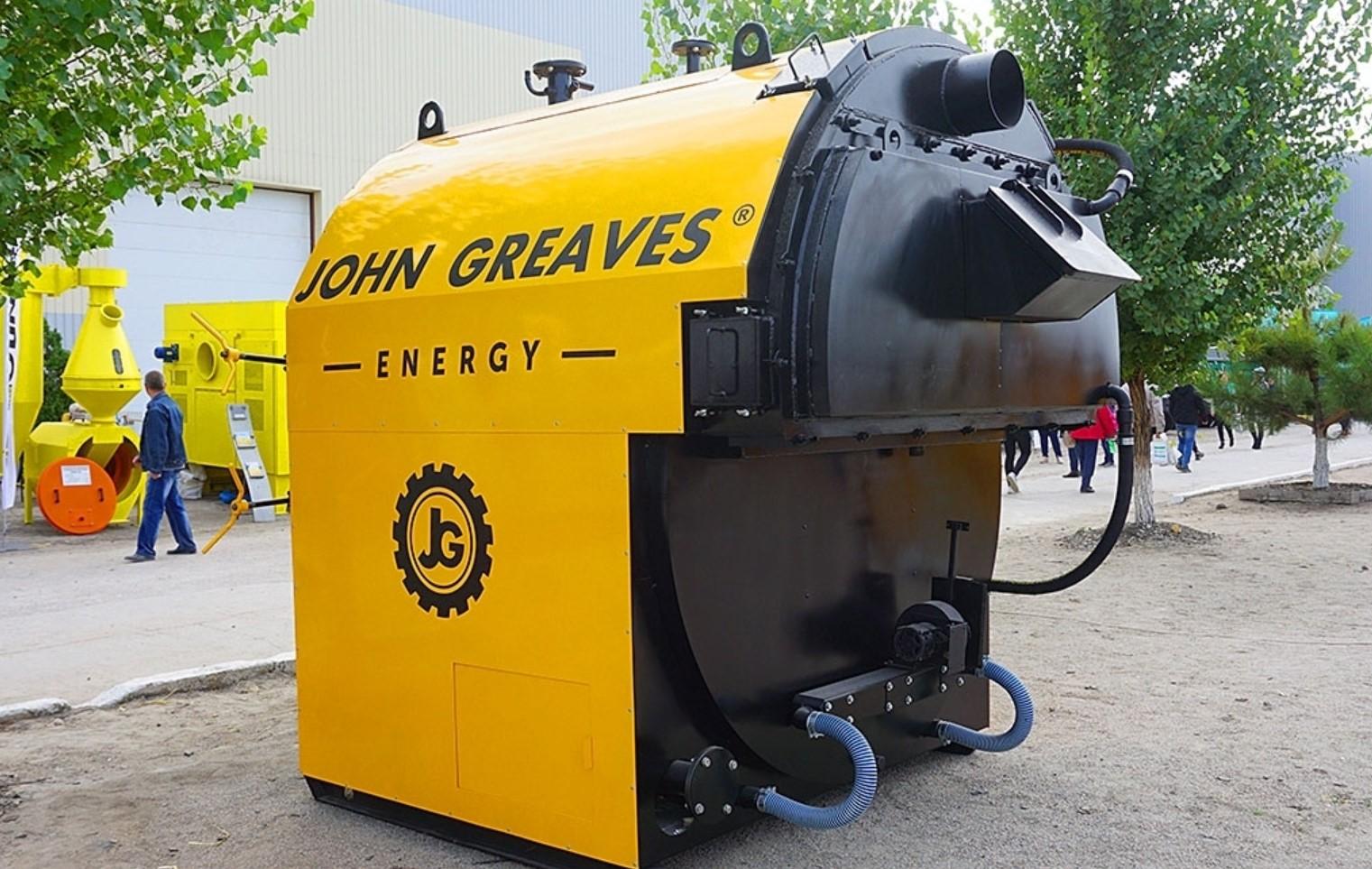John Greaves представил энергоэффективную новинку