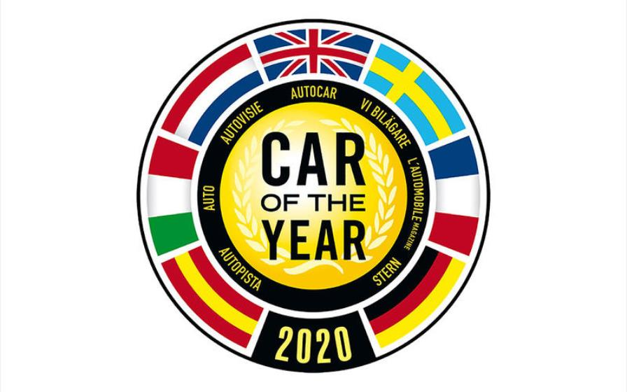 Названы финалисты европейского конкурса «Car of the Year 2020»