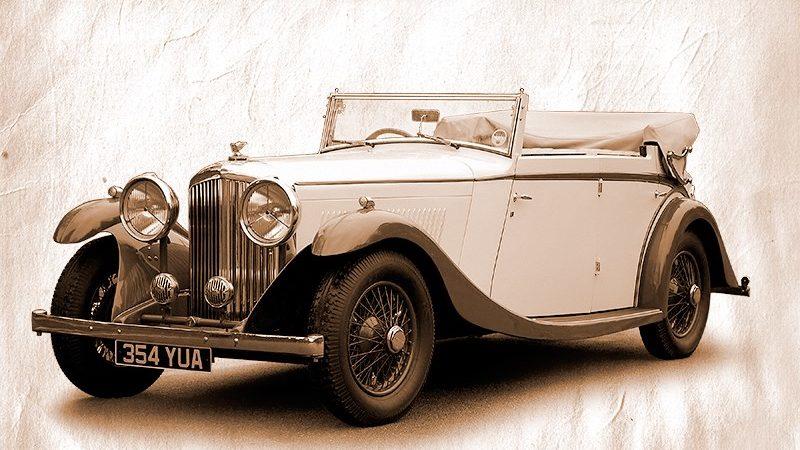 Ретро автомобили – «аристократия»