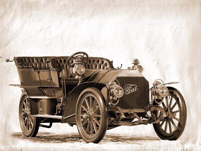 Ретро автомобили – «туринский феномен»