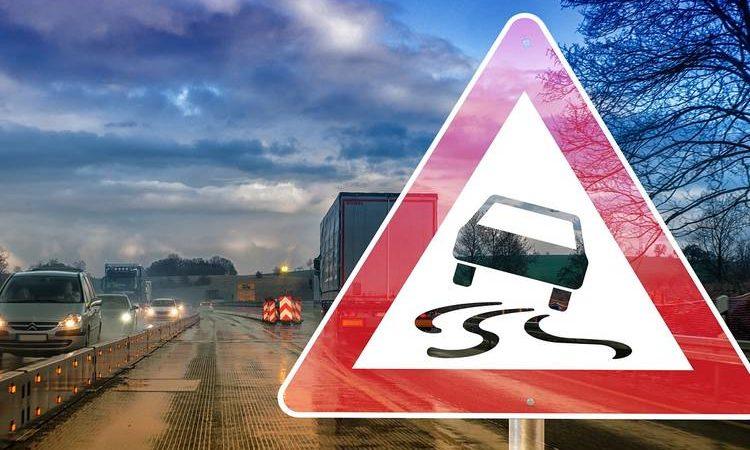 Как получить контроль над автомобилем и избежать ДТП