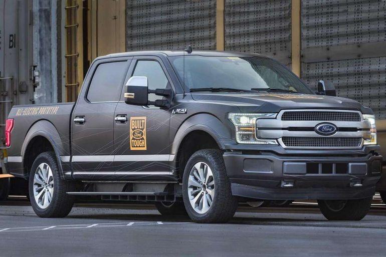 Первый электропикап Ford окажется круче Теслы