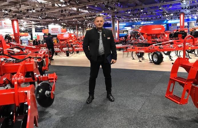 Немецкий производитель адаптирует технику для украинских фермеров