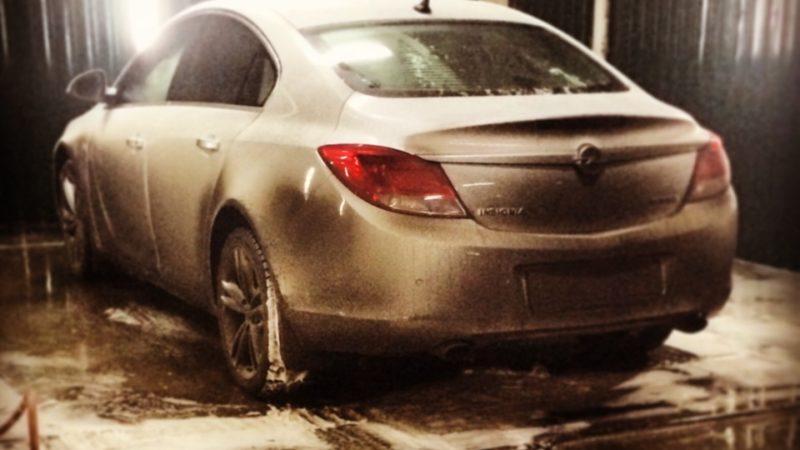 Как почистить машину?