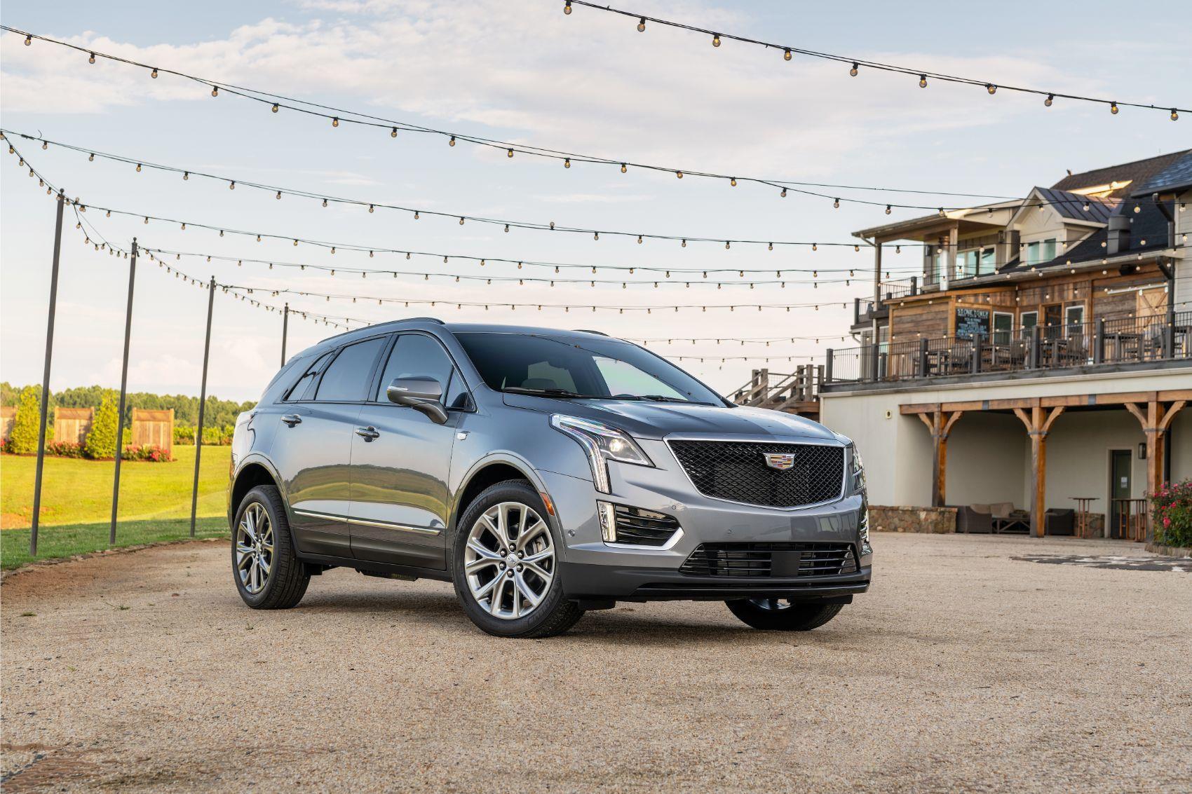 2020 Cadillac XT5: бестселлер Caddy получает все обновления Lotta!