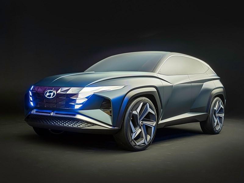 В Hyundai показали прототип нового Tucson