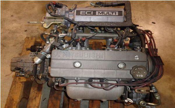 4g63 Двигатель На Каких Машинах