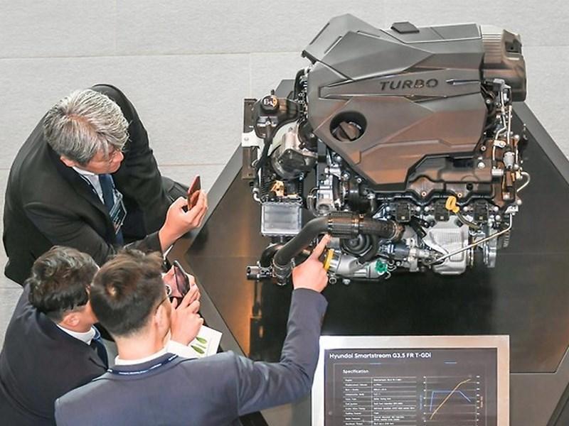 Hyundai Sonata получит заряженную версию