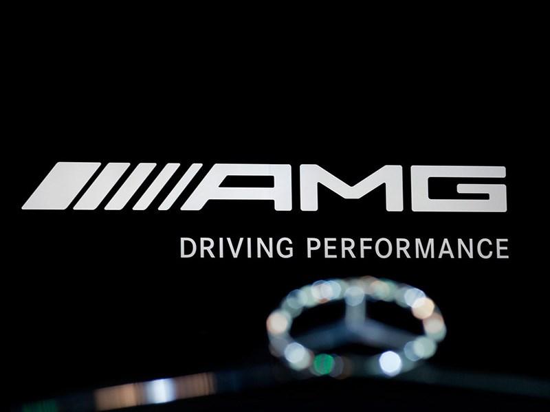 Mercedes AMG умирает
