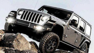 Сколько стоит американская мечта: объявлены цены на новый Jeep Wrangler