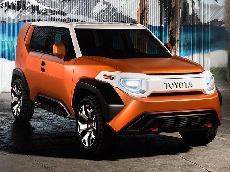 Toyota готовится представить новый кроссовер?