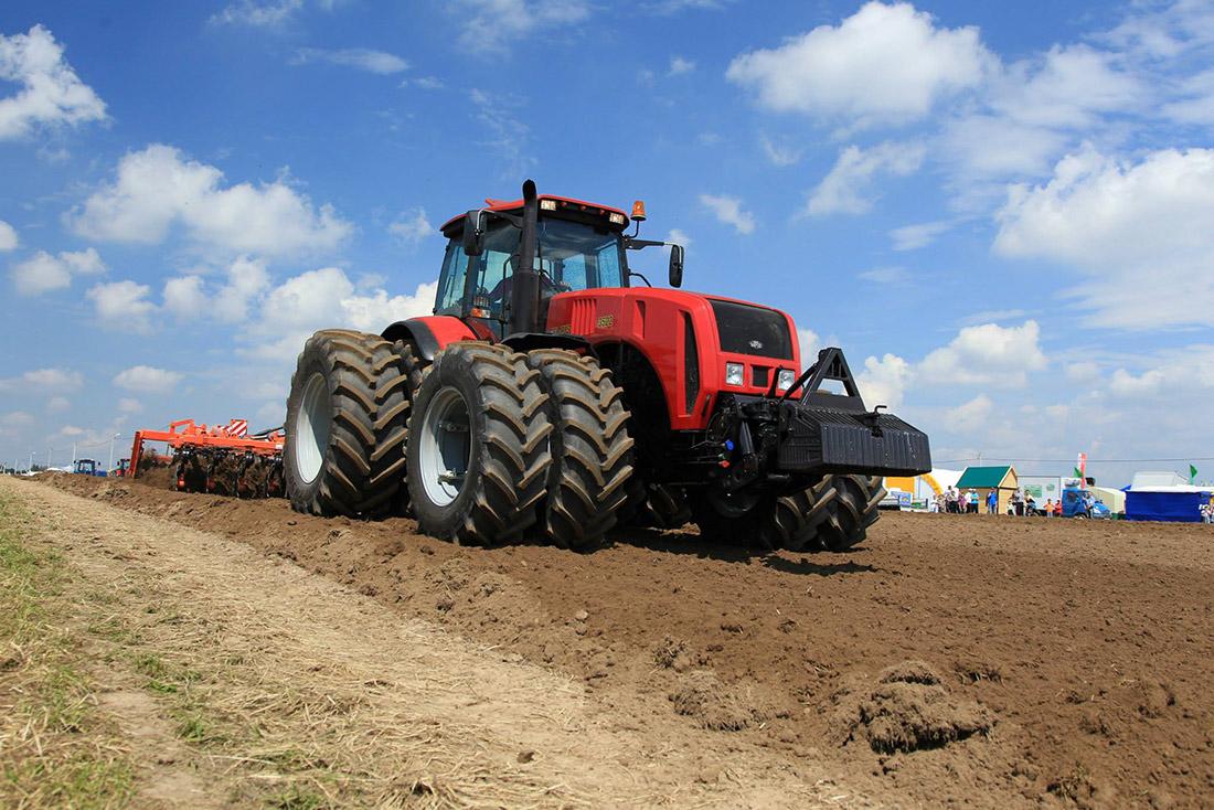 Компенсации за сельхозтехнику больше не предвидятся