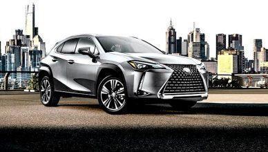 В странах СНГ появится доступный Lexus