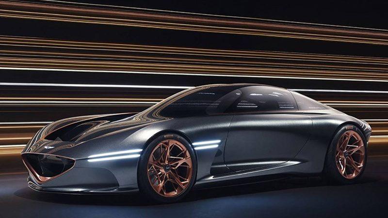 Genesis намекнул разработку спортивного купе