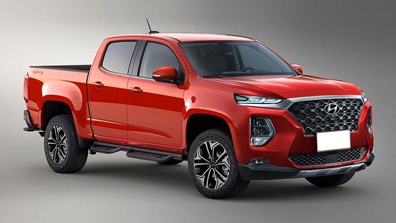 Первый пикап Hyundai получит мотор от Genesis