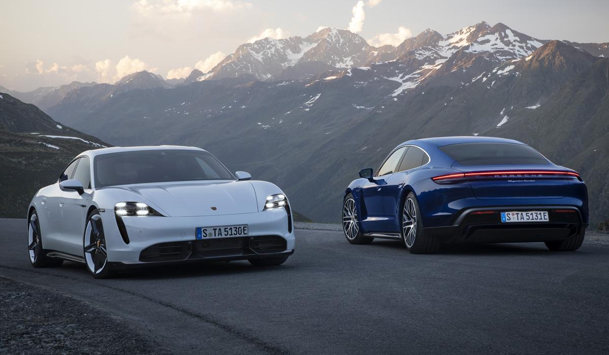 Porsche бросает вызов отрасли с ростом продаж в 2019 году на 10%