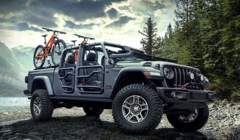 Тюнеры показали свое видение правильного Jeep Gladiator