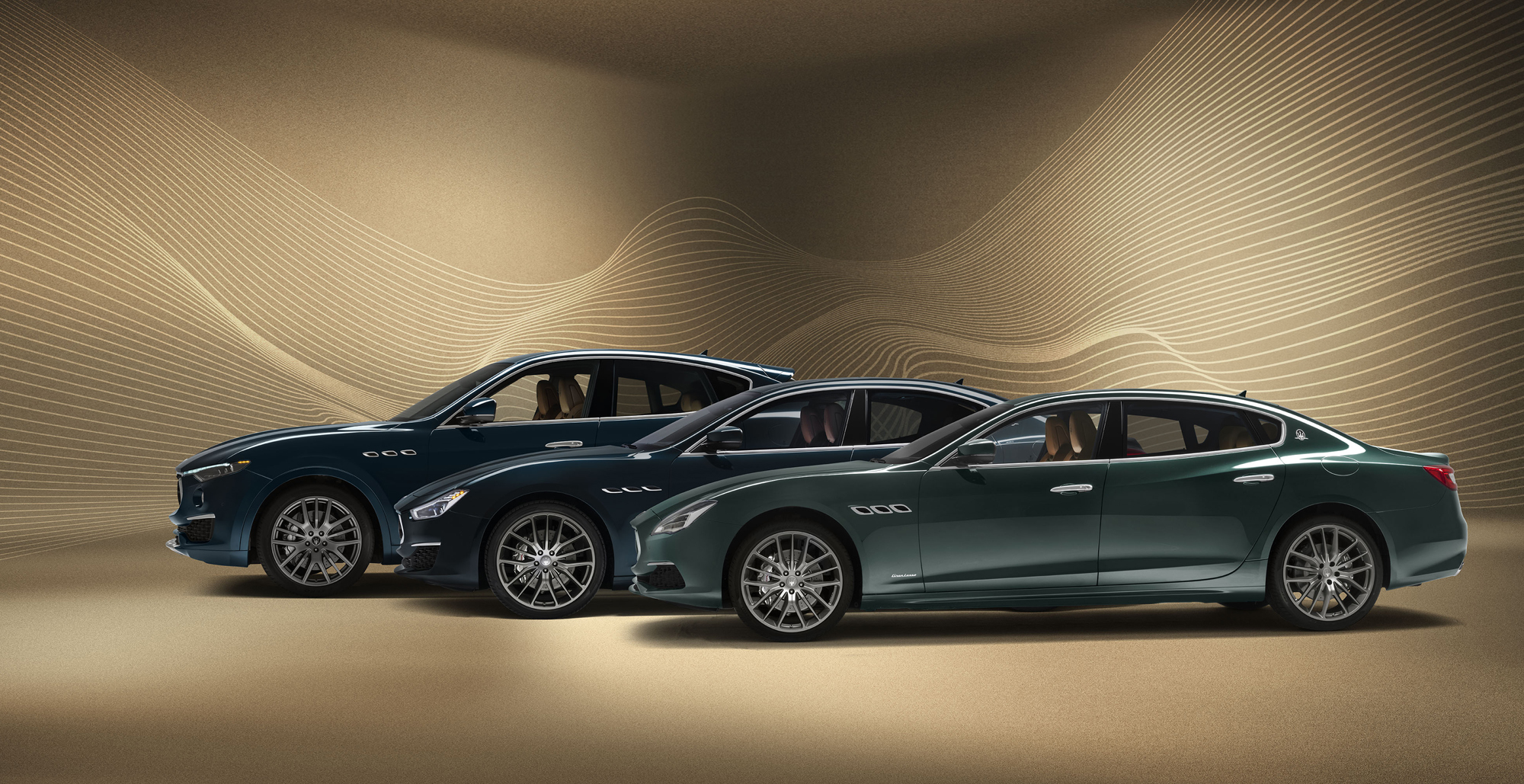 Maserati анонсировала новую «королевскую» серию