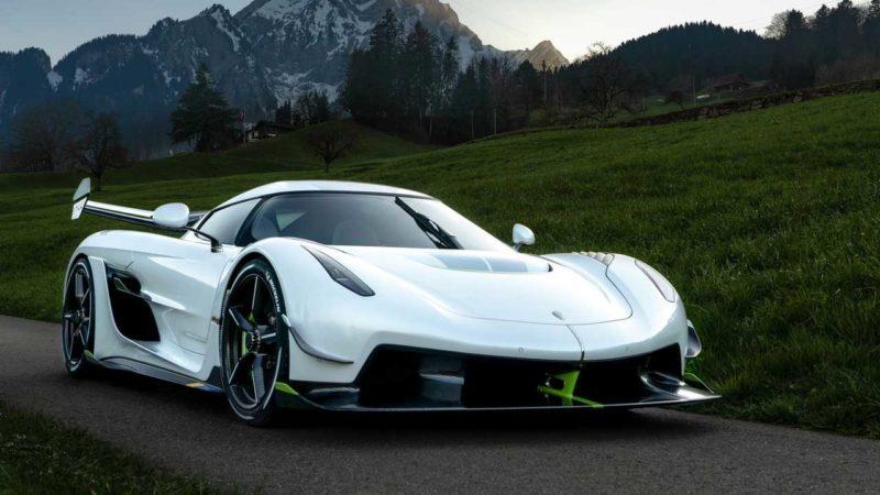 Koenigsegg готовит соперника Bugatti Chiron