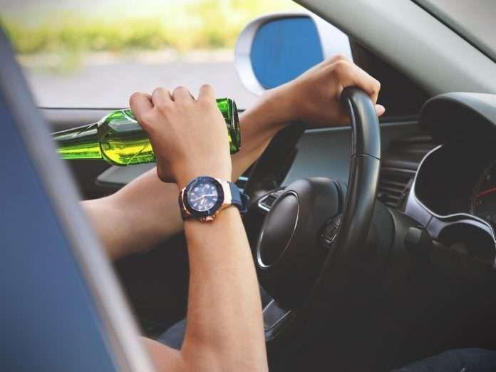 В Украине все больше пьют за рулем: шокирующая статистика 2019 года