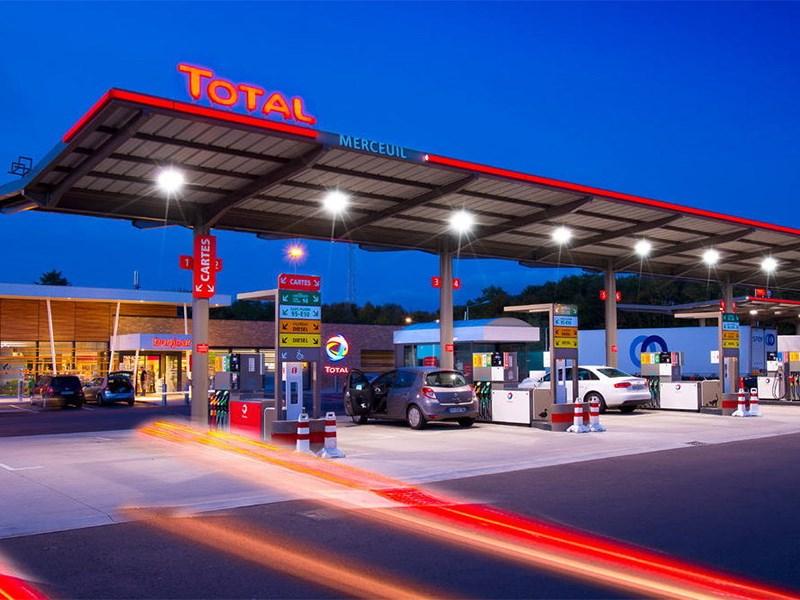 Total построит крупнейшую в Европе сеть зарядных станций