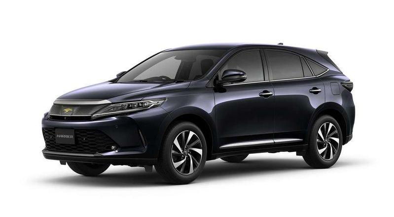 Toyota порадует новым кроссовером