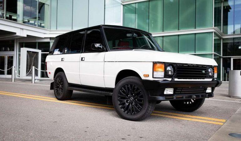 Cadillac Escalade разделит двигатель с Range Rover