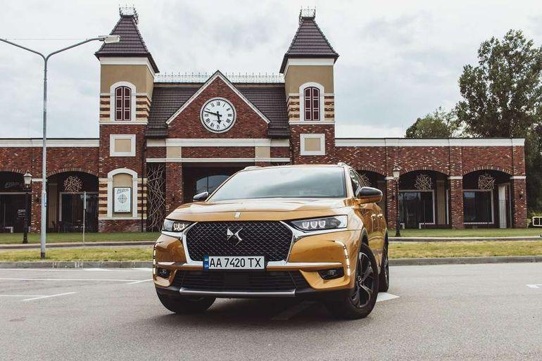 DS Automobiles в Украине: успешный старт и большие планы