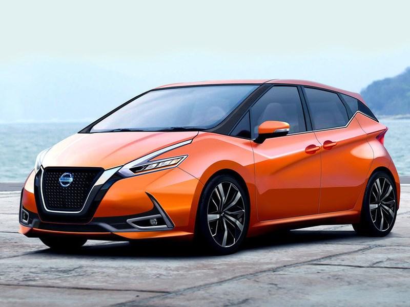 Nissan Note станет семиместным