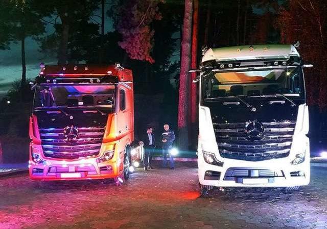Объявлен победитель конкурса «Международный грузовик года-2020»