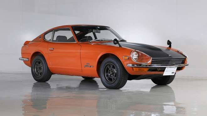 Купе Nissan Fairlady Z432R стало самым дорогим автомобилем японского автопрома