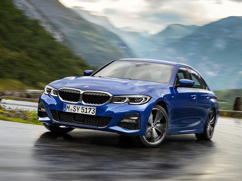Дизельные BMW 3 серии и кроссоверы X3 стали гибридами