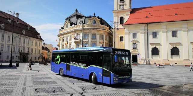 Назван победитель конкурса «Sustainable Bus of the Year»