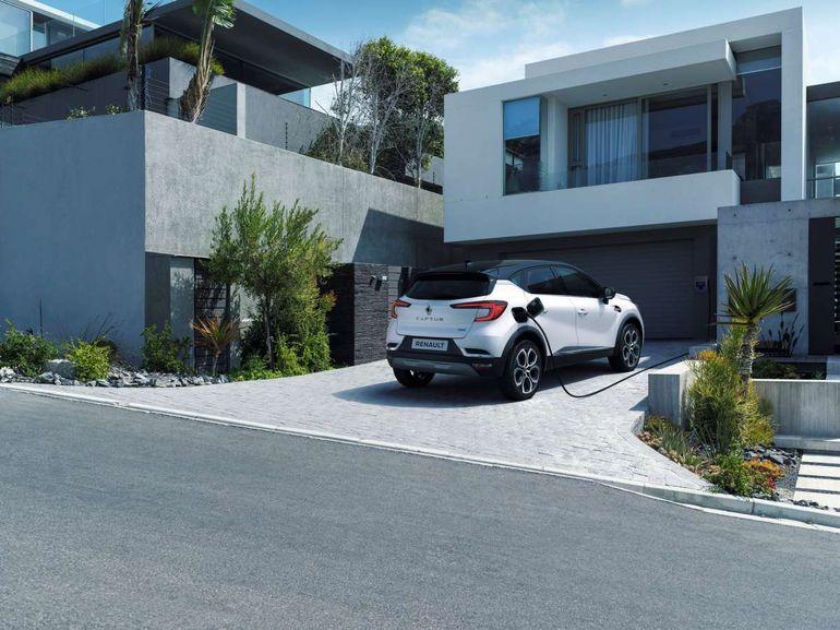 Группа Renault и Otodo разрабатывает новое решение для связи дома и автомобиля
