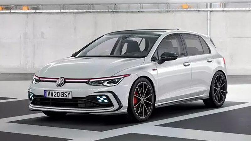 Названа дата дебюта Volkswagen Golf GTI