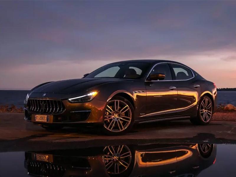 В Maserati собираются представить свой первый гибрид